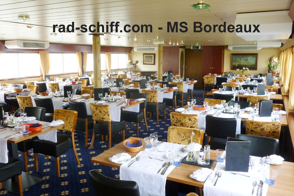 MS Bordeaux - Restaurant