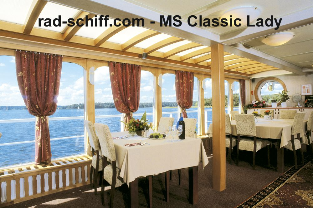 MS Classic Lady - Restaurant