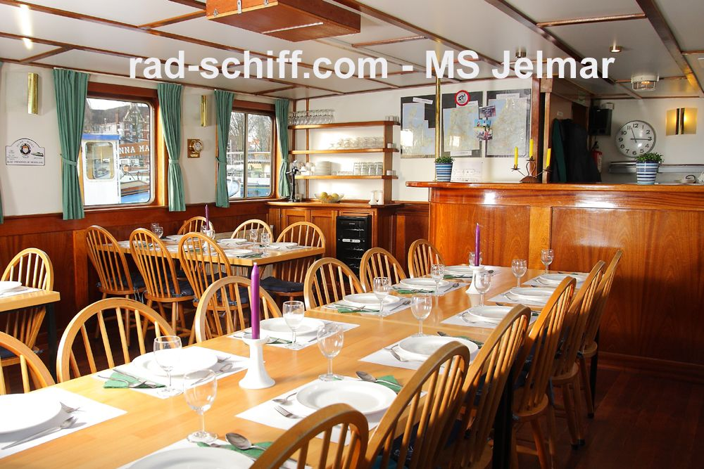 MS Jelmar - Restaurant