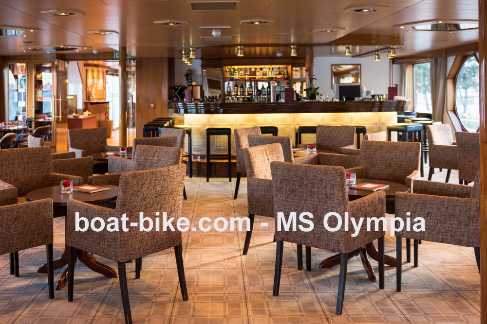 MS Olympia - lounge