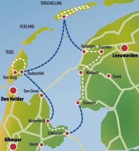 Friesische Inseln
