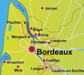 Bordeaux With Boat Bike